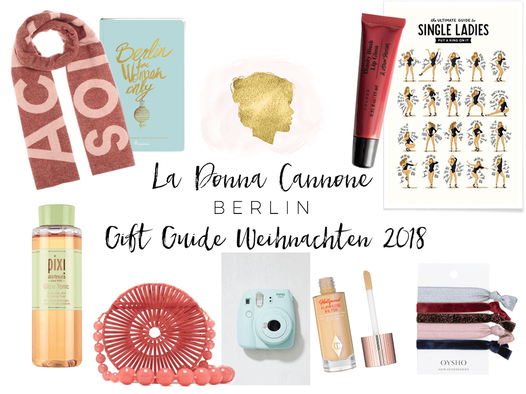 Weihnachten 2018 Geschenk Ideen Gift Guide