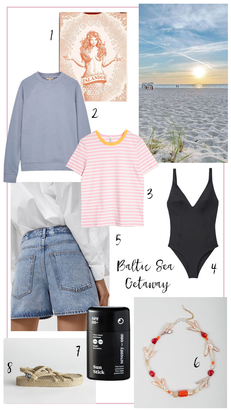 La Donna Cannone Berlin Baltic Sea wishlist
