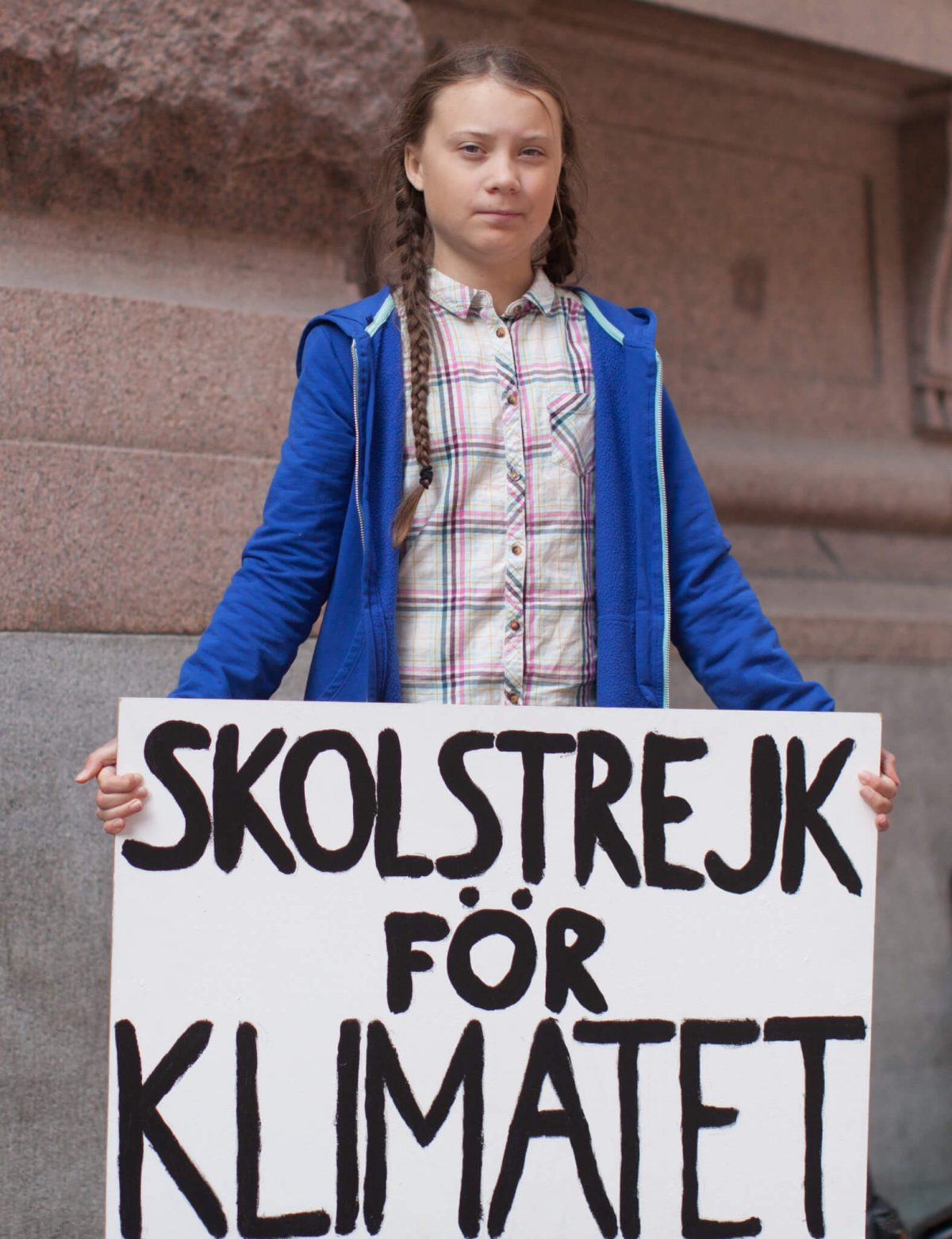 La Donna Cannone Womenscrushwednesday Greta Thunberg