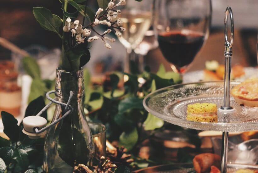 La Donna Cannone Berlin Weihnachtsmenü