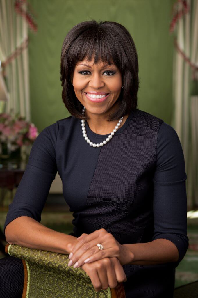 La Donna Cannone Berlin Womenscrushwednesday Michelle Obama