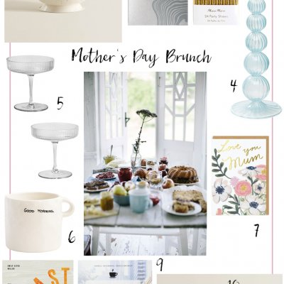 #stayhome Mother's Day Brunch