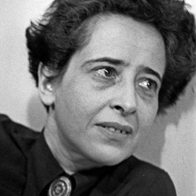 #WomensCrushWednesday Hannah Arendt