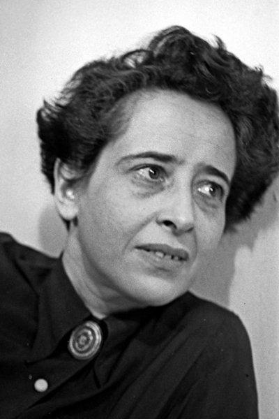 La Donna Cannone Berlin womenscrushwednesady Hannah Arendt 2