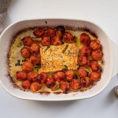 Baked Feta Pasta-der Trend von Tiktok
